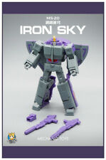Pre-order Transform MechFansToys MS-20 Iron Sky Astrotrain mini action figure