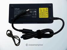 120W Cargador de ca para Sager M57RU W150HRQ 5750 W170HR W860CU-3D W860CU-PS1