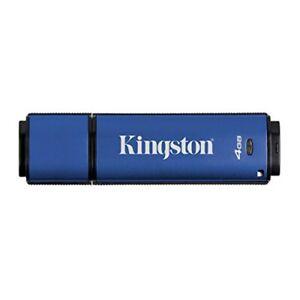 Kingston Datatraveler Vault Privacy 3.0 - 4 Gb - Password Protection, Encryption