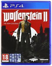 Bethesda Wolfenstein 2 The Colossus per Ps4 VE