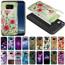 For Samsung Galaxy S8 G950 Shock Proof Impact Hybrid TPU Hard Case Cover