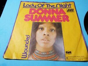Donna Summer - Lady of the Night, 7inch, Single, Beschreibung lesen