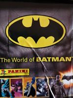 THE WORLD OF BATMAN X5O LOOSE STICKERS