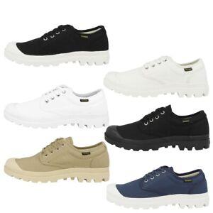 Palladium Pampa Ox Originale Unisex Sneaker low verschiedene Farben Sneaker