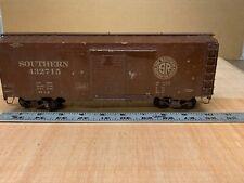 O Scale 2Rail Southern #432715 Boxcar - Wood Built Kit