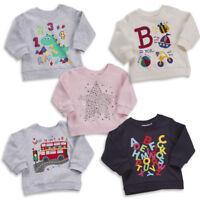BABY GIRLS 5PC NET BAG GIFT SET HAPPY KITTEN NB-6 MONTHS
