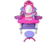 Frisiertisch Kinder Schminktisch Kindertisch Schönheitsstudio Hocker #1399