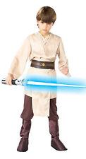 Star Wars Jedi Child Boys Costume Fancy Dress Up Halloween Medium Rubies