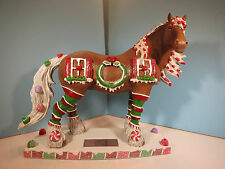 Horse Of A Different Color -Sugar Plum Horse Clydesdale Figurine-#274/10,000