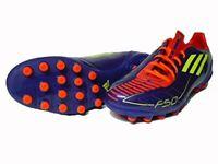 Adidas F10 MG Retro  football boots Size uk 9.5 anopur/electr/infred Purple