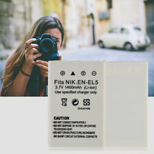 Cameras Battery Fit For Nikon P100 P500 P510 P520 P530 1400MAH For EN-EL5 ZQ