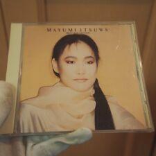 Used_CD Best Mayumi Itsuwa Olympics Mayumi DELON Free Shipping FROM JAPAN BT65