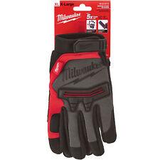 XL Demolition Gloves Milwaukee 48-22-8733 New