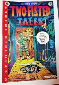 New Two-Fisted Tales #1 (1993) E.C./Dark Horse comics - TPB Unread NM