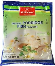 Vifon Instant Porridge Fish , Chicken , Seafood Flavor with Bowl Or bag