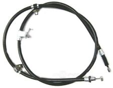 Parking Brake Cable-Stainless Steel Brake Cable Rear Left fits 2010 Mazda 3