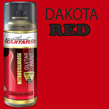 Dakota Red Nitrocellulose Guitar Paint / Lacquer 400ml