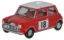 Oxford Diecast 76MCS001 Mini Cooper S MkII 1968 Monte Carlo Rally 1:76 Scale