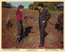 Cimarron 1960 Original MGM Mini Lobby Card Western Anne Baxter Riding Horse