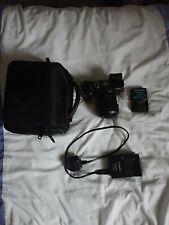 Panasonic Lumix DMC-GX8 Kit +3,5 -6, 3/12-60mm lens FULL WORKING ORDER
