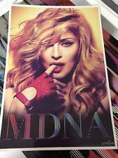 Madonna MDNA Tour VIP Numbered Lithograph - Rebel Heart Erotica Dita