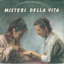 """MARCO FERRADINI """"MISTERI DELLA VITA / QUANDO UN AMORE"""" 7"""" ITALY"""