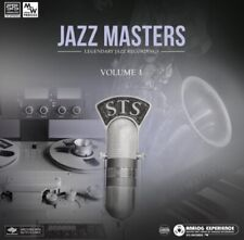 STS Digital - Jazz Masters - Legendary Jazz Recordings  Vol 1 [AUDIOPHILE CD]