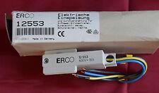 Erco Einspeisung 12553 Weiß SL Rechts -> Für die Erco 3-Ph Schiene / Monpoll(H3)