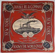 NWOT RALPH LAUREN RRL DOUBLE RL 100% Cotton Scarf Bandana Handkerchief