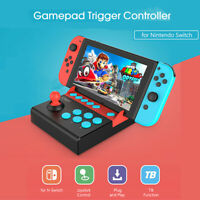 Arcade Joystick Controller Gamepad For Nintendo Switch Console Plug And Play