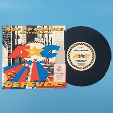 """Age Of Chance - Don't Get Mad...Get Even! (1987) 7"""" Single Vinyl Record VS 989"""