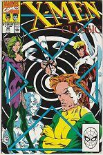 6 X-Men Classic Marvel Comic Books # 62 63 64 65 66 67 Rogue Storm Colossus J191