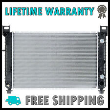 New Radiator For Silverado Suburban Tahoe Yukon 4.8 5.3 V8 Lifetime Warranty