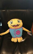 "12"" Huge DREAMWORKS HOME PLUSH DOLL YELLOW OH BOOV BIG LARGE GIANT TOY FACTORY"