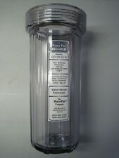 "CCI-10-CLW Forest River Waterpur Water Filter Housing Canister 10"" NEW"