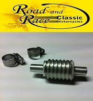Norton and BSA Triumph Oil Anti Drain Check Valve (for engines that Wet Sump)