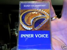 Randy Halberstadt-  Inner Voice....rare new cassette!
