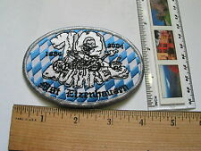 10 Year MST Eizenhausen Motorcycle Patch (#1302)