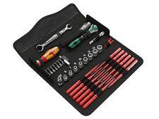 Wera 135926 Kraftform Kompakt W1 Maintenance Kit - Black