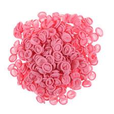 New listing 300pcs/lot Durable Pink Latex Finger Cots Safety Gloves Antislip Finger Cots *
