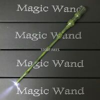 Harry Potter Hogwarts Professor Dumbledore Magic Wand Wizard  w/ LED -New Style