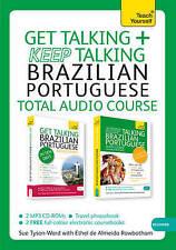 `Tyson-Ward, Sue/ Pereira, ...-Get Talking + Keep Talking Brazilian Por BOOK NEW