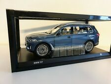 BMW X7 G07 Arktikgrey Kyosho 1/18 dealer edition NEW IN BOX