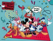 Poland / Polen 2013 - Mi MS 214A** The Magical World of Disney