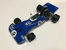 EXOTO 1:18 1971 Tyrrell Ford Type 003 GP USA Francois Cevert