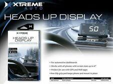 Genuine Head Up Navigation Display Phone Holder GPS Projector Speedometer