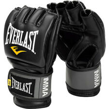 Everlast Pro Style Grappling MMA Gloves - Regular (S/M) - Black