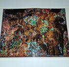 MARK BRADFORD SHOW PRINT POSTER AFRICAN AMERICAN ART Black Painting Henry Taylor