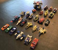 Transformers Armada Mini-Cons (8 Sets) + Demolishor Super-Con with Blackout Lot