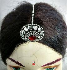 Gypsy Tribal Jhumka Head Piece Belly Dance Afghan Jewelry Kuchi Ethnic Boho ATS
